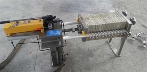 優質小型不銹鋼隔膜壓濾機供應