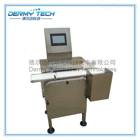 江苏厂家供应高效率在线检重机、剔除秤