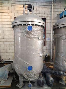 大流量立式反冲洗过滤器维护详述