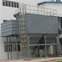 小型燃煤锅炉除尘器采用了在线清灰模式