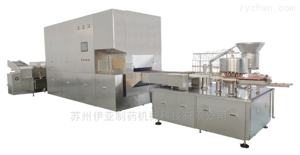 5-25ml口服液洗烘灌封联动生产线