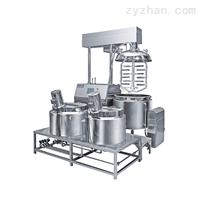 GDZRJ-750系谷地内外循环乳化机