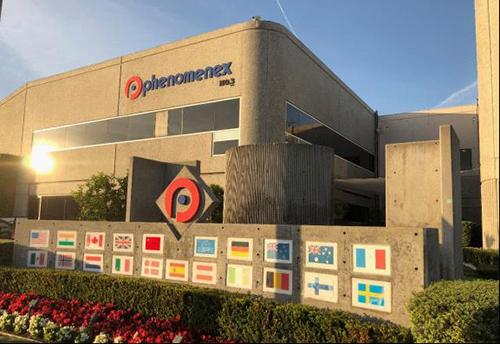 博纳艾杰尔在中国提供Phenomenex全部产品组合