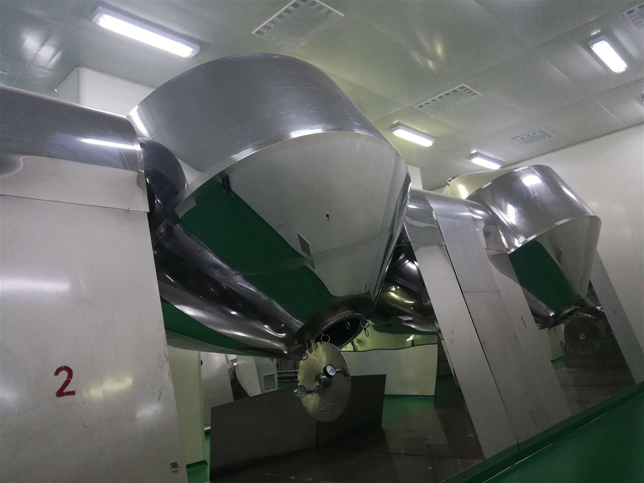 山东鲁维制药VC专用真空干燥机-10000型