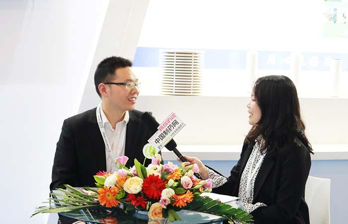 专访杭州大立过滤设备有限公司市场经理陈金生
