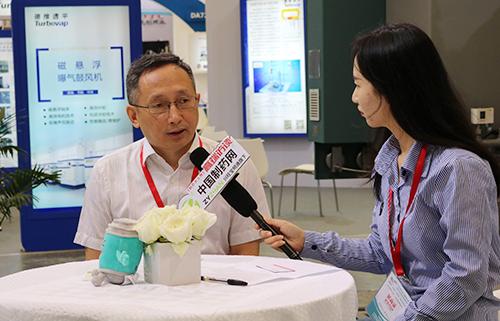 专访克雷登(浙江)副总经理、总工程师黄坚
