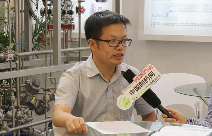 专访成都英德生物医药装备总经理苏晓东