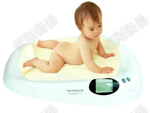 多功能智能婴儿秤